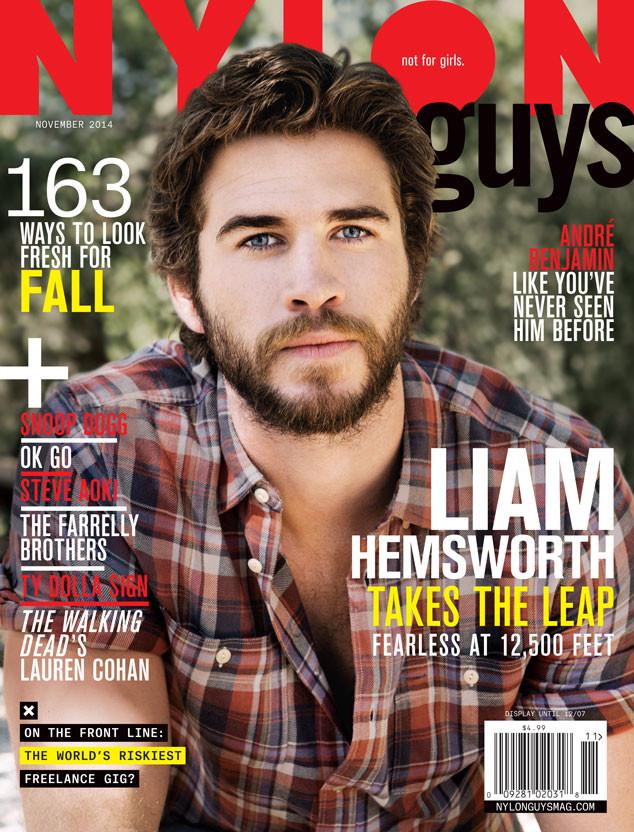 Liam Hemsworth, Nylon Guys