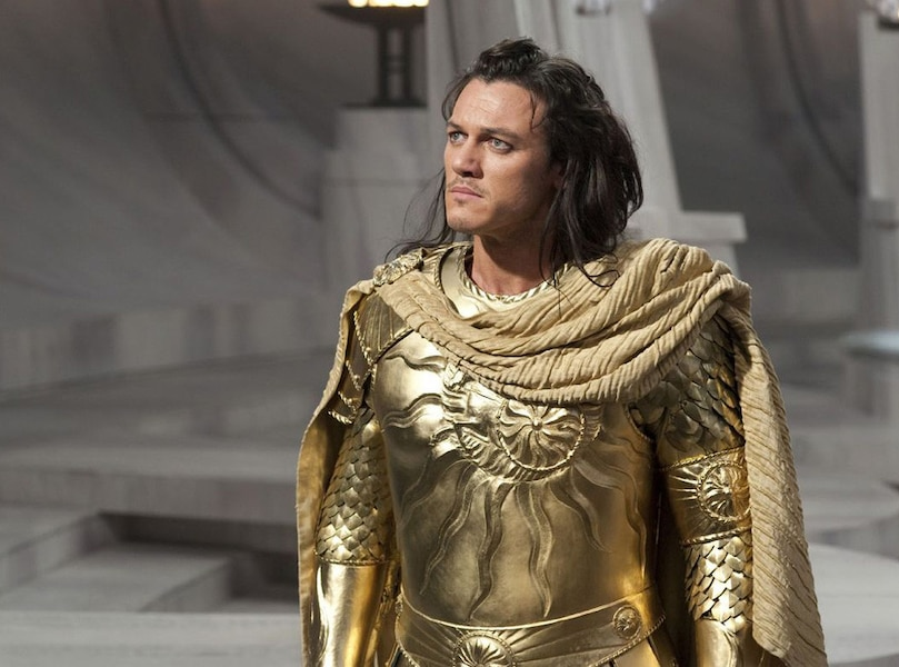 Luke evans clash of the titans