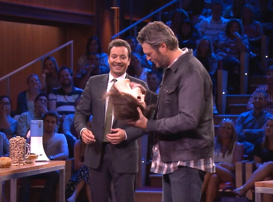 Blake Shelton, Jimmy Fallon