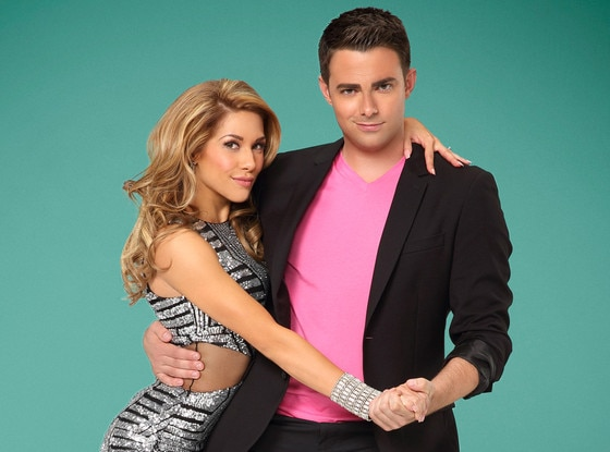 DWTS, DANCING WITH THE STARS, ALLISON HOLKER, JONATHAN BENNETT