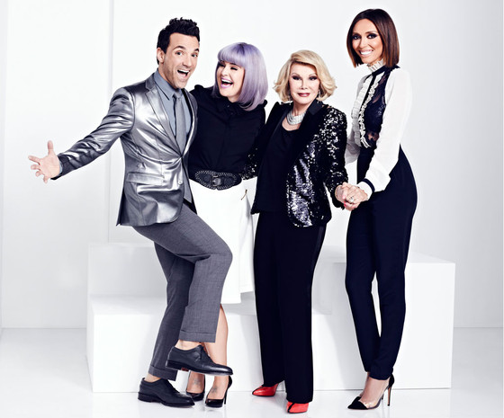 Fashion Police, Joan Rivers, Giuliana Rancic, Kelly Osbourne, George Kotsiopoulos