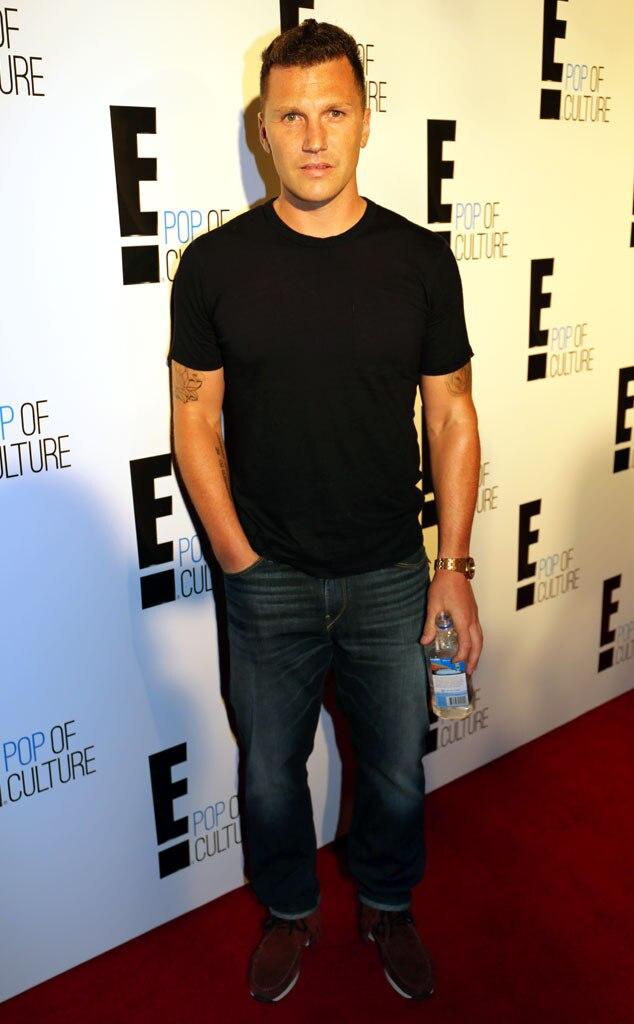 Sean Avery, E!'s New York Fashion Week Kickoff Party