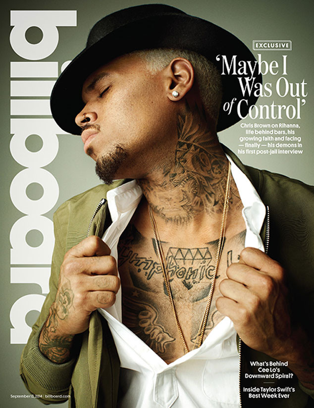 Chris Brown, Billboard