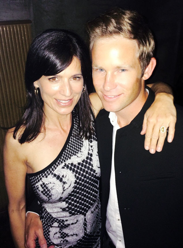 Perrey Reeves, Aaron Fox, Engagement