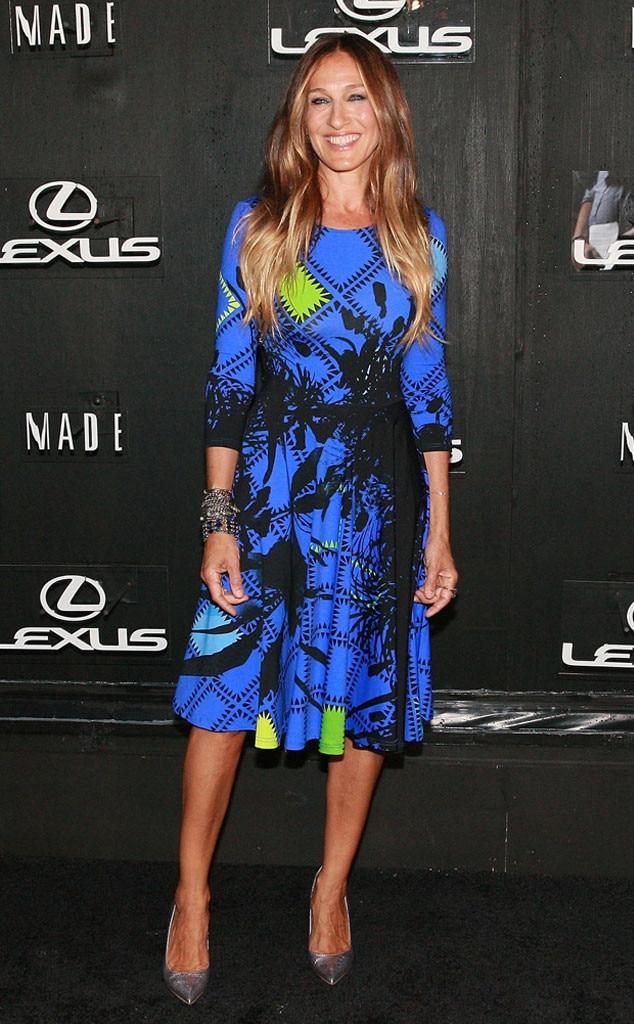 Sarah Jessica Parker, New York Fashion Week, NYFW