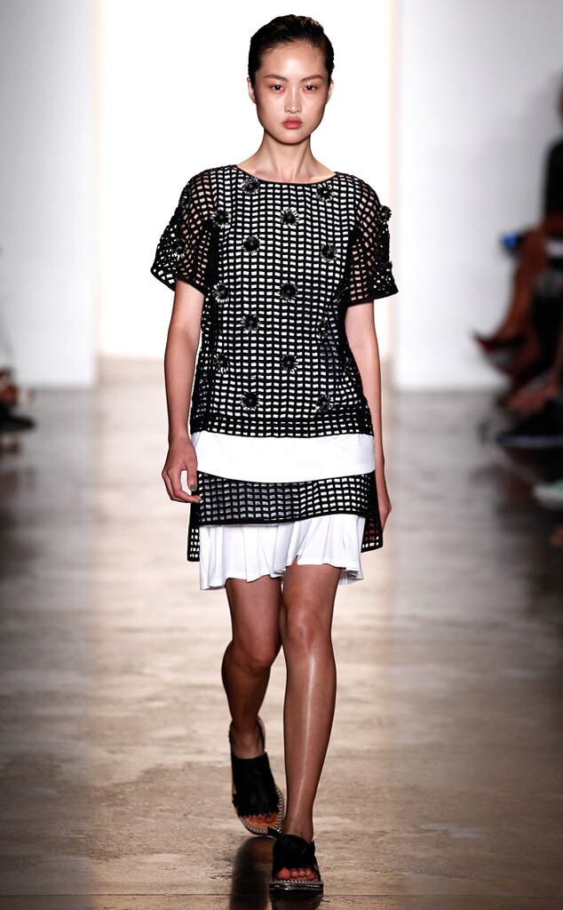 Peter Som, New York Fashion Week, NYFW