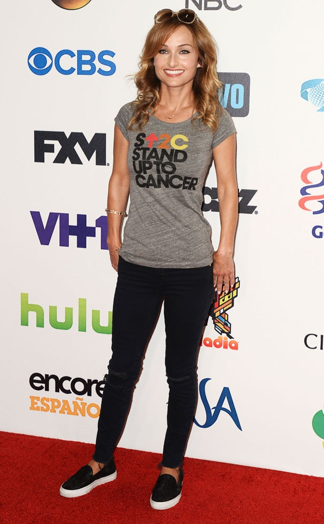 Giada De Laurentiis, Stand Up to Cancer
