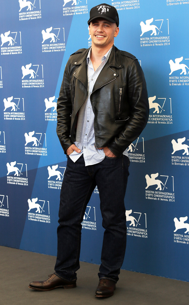James Franco, 71st Venice Film Festival