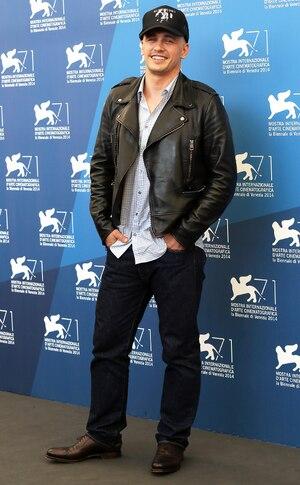 James Franco, 71st Venice Film Festival