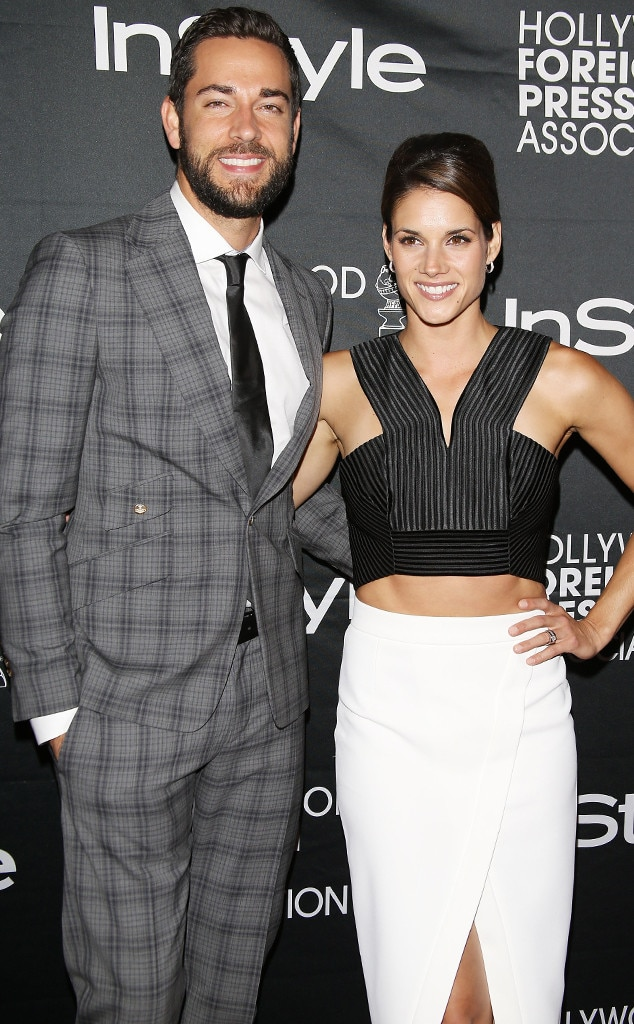 Zachary Levi, Missy Peregrym, Toronto International Film Festival