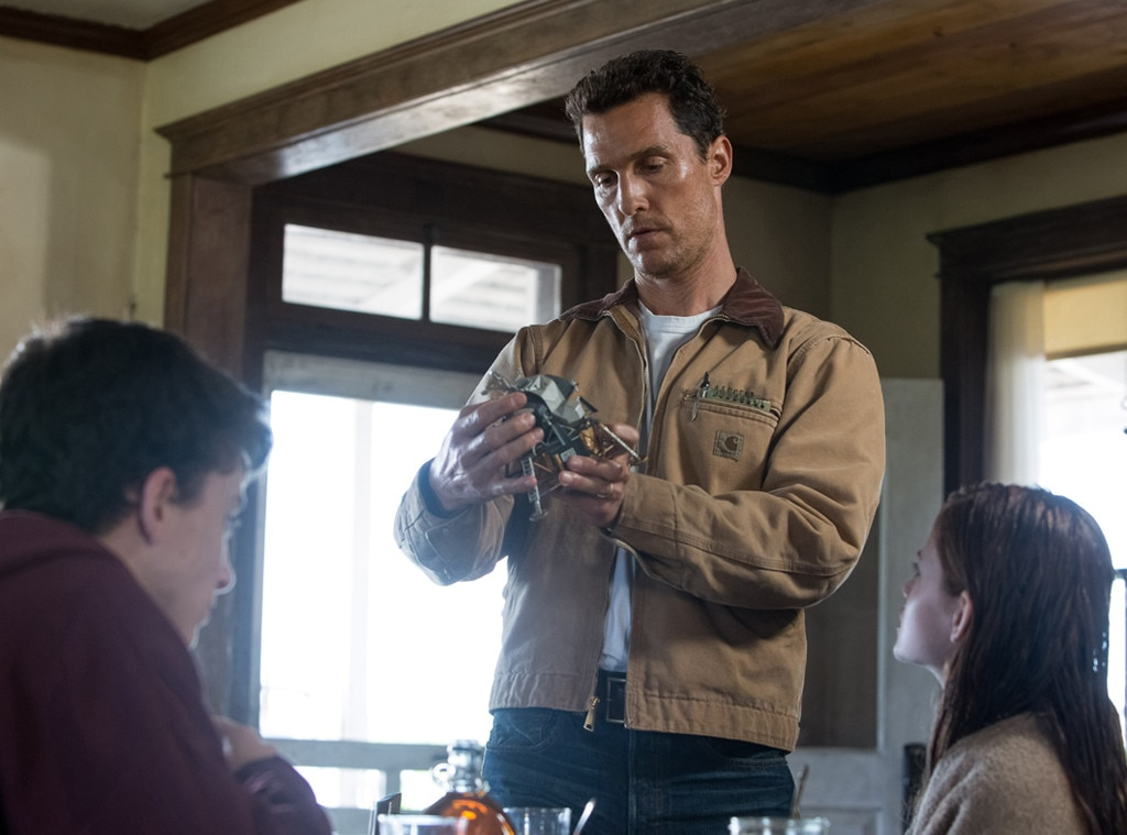 Matthew McConaughey, Interstellar