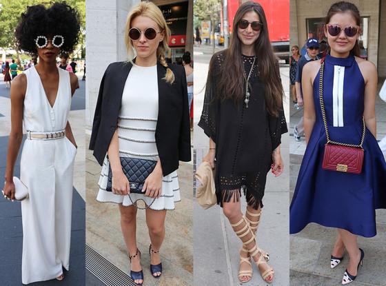 Street Style, New York Fashion Week 2014