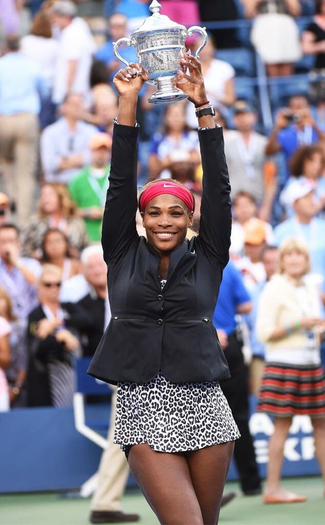 Serena Williams, Winning US Open