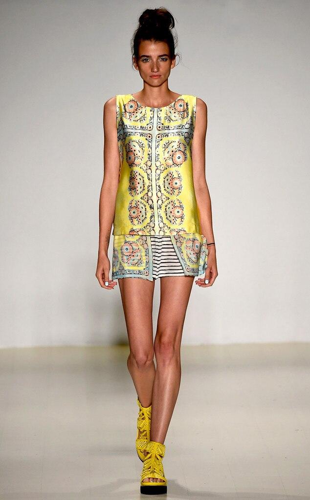 Nanette Lepore, New York Fashion Week, NYFW