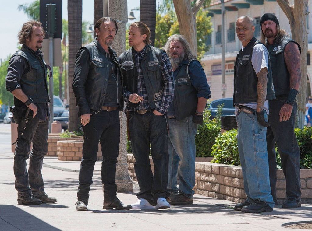 Sons of Anarchy, SOA