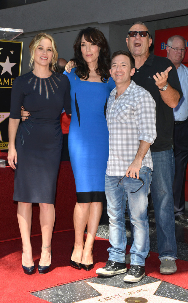 Married With Children Reunion! Katey Sagal, Christina ...