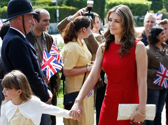 The Royals, Elizabeth Hurley