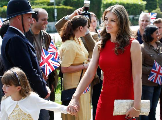 The Royals, Elizabeth Hurley