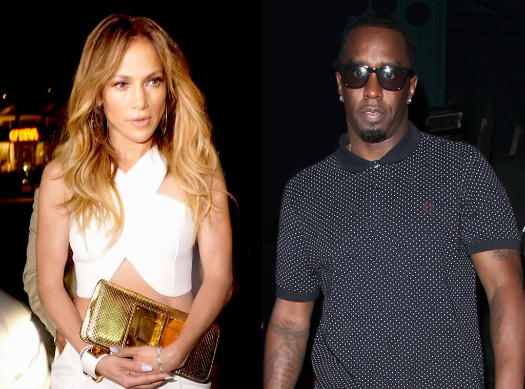 Jennifer Lopez, Sean Combs