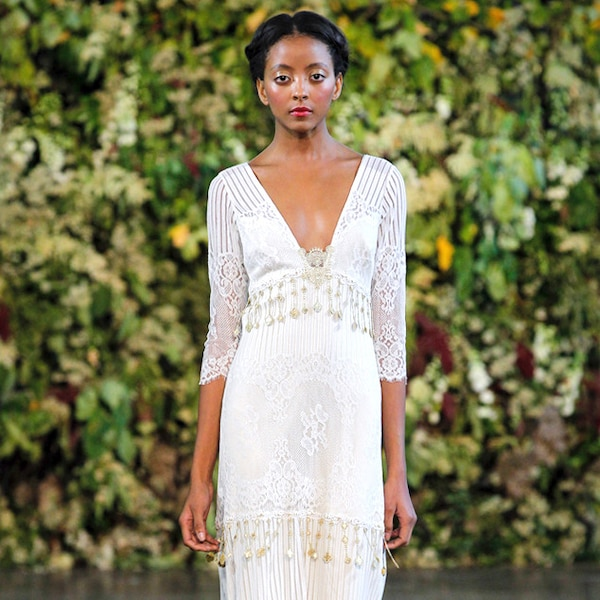 Claire Pettibone From Best Looks From Fall 2015 Bridal