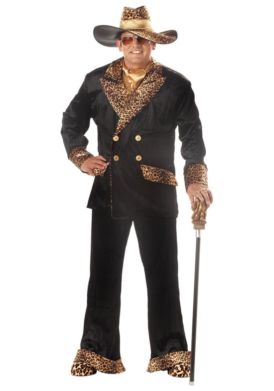 J.R. Columbus From Halloween Pimps Who Look Just Like