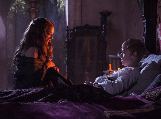 Dean-Charles Chapman, Natalie Dormer, Game of Thrones