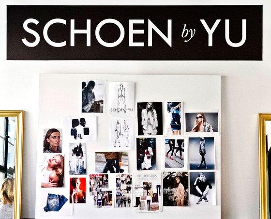 Trendsetters, SCHOEN by YU