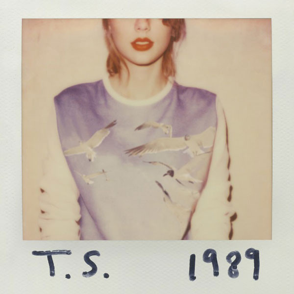 Taylor Swift, 1989 Album Cover
