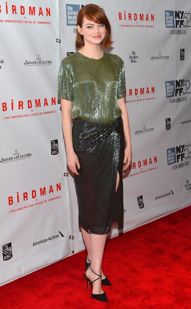 Wu Factor from Emma Stone's Best Looks