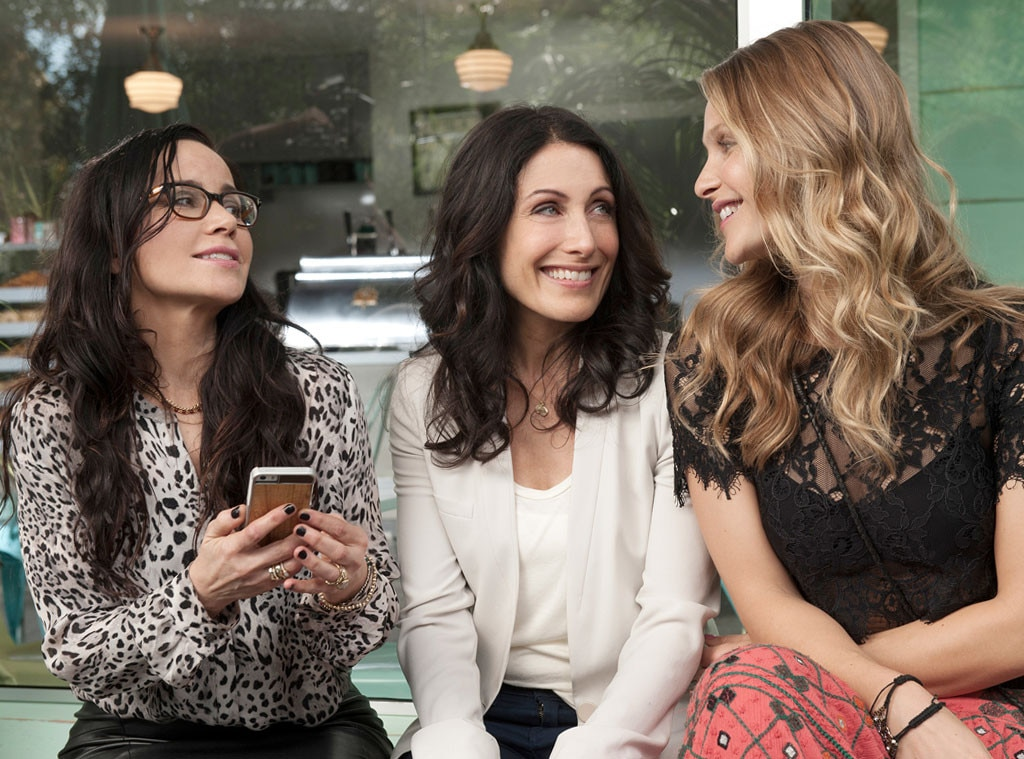 Janeane Garofalo, Lisa Edelstein, Beau Garrett, The Girlfriends Guide to Divorce