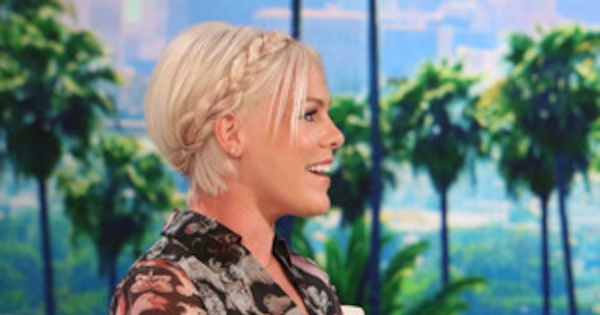 Pink Reveals Her 3-Year-Old Daughter Has a Potty Mouth ...