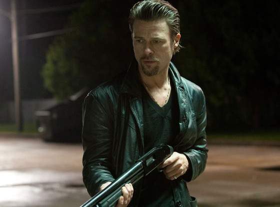Brad Pitt, Killing Them Softly