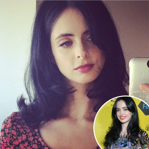 Krysten Ritter Chops Off a Foot of Her Hair—See the Pic ...