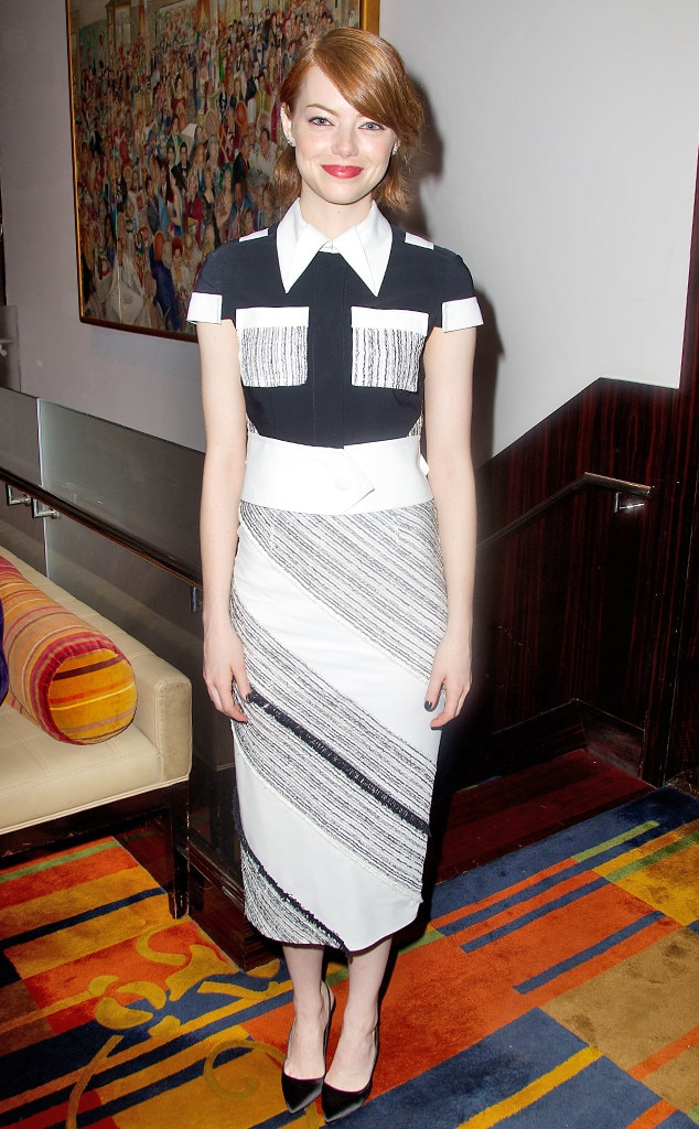 Between the Lines from Emma Stone's Best Looks