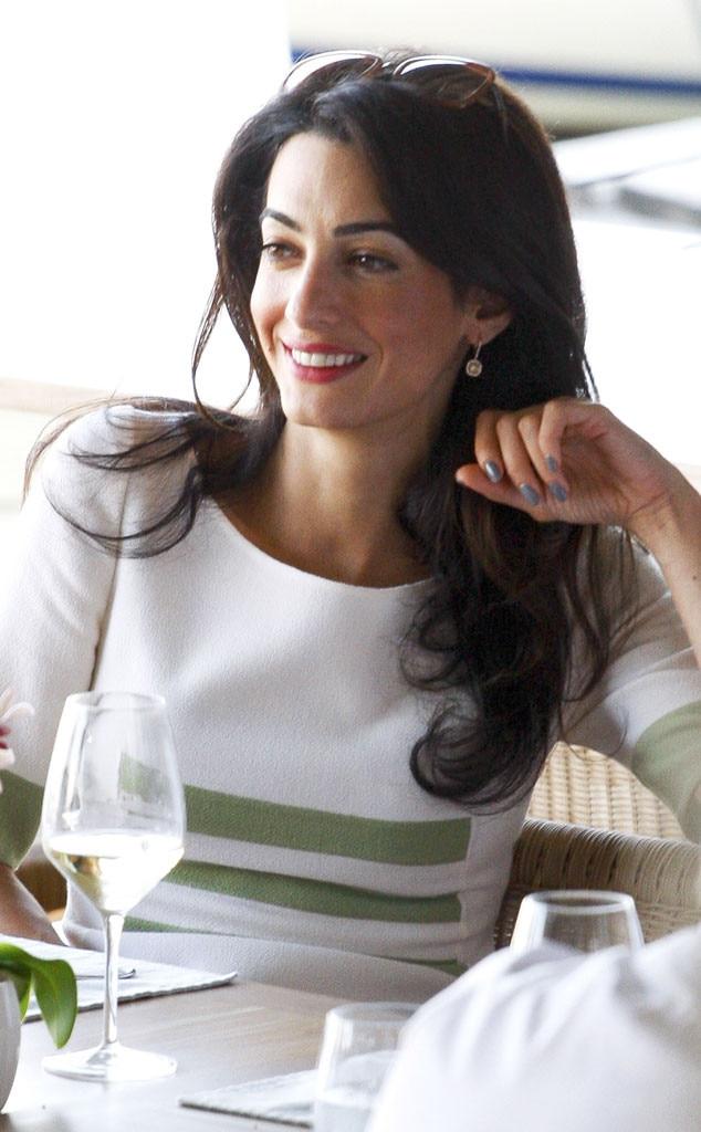 Amal Alamuddin, Amal Clooney