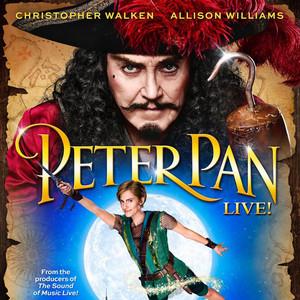 Peter Pan, Allison Williams, Christopher Walken, Poster