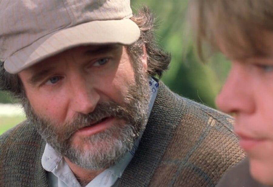 Robin Williams, Matt Damon, Good Will Hunting