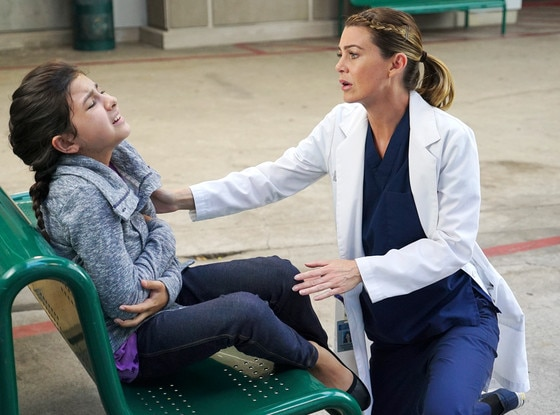 Grey's Anatomy, Sara Rowe, Ellen Pompeo