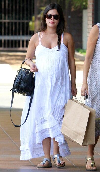 Jaime King Gave Rachel Bilson Mommy Tips, Cried Over ...