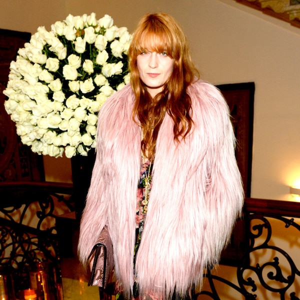 Pink yeti from fashion police - Sofia gucci diva ...