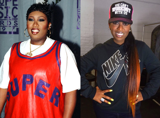 Missy Elliot, Then and Now