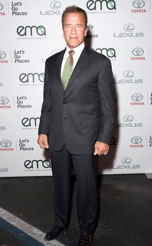 Arnold Schwarzenegger, Environmental Media Awards