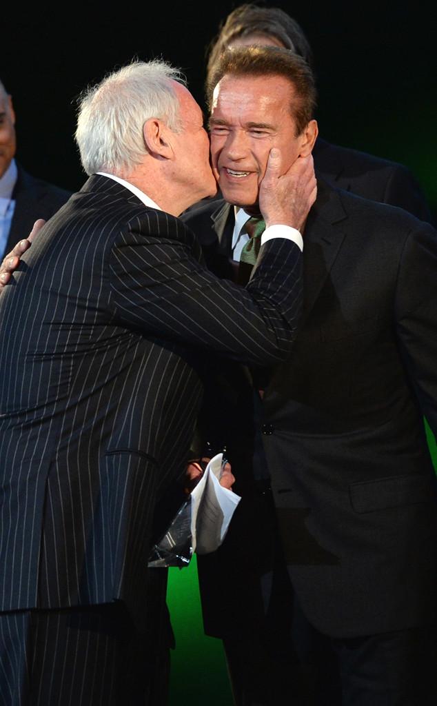 Jerry Weintraub, Arnold Schwarzenegger, EMA
