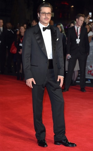 Brad Pitt, BFI London Film Festival