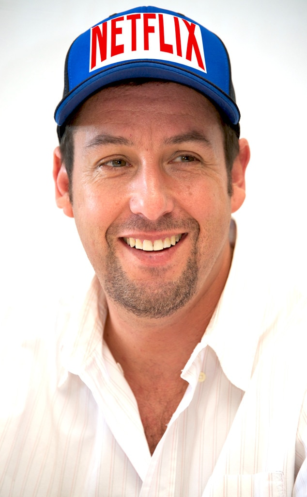 Adam Sandler to Make F...