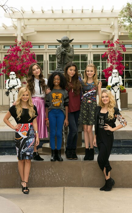 Rowan Blanchard, Star Wars Rebels