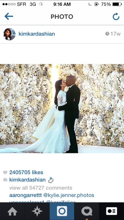 good captions for instagram after a wedding man and wife
