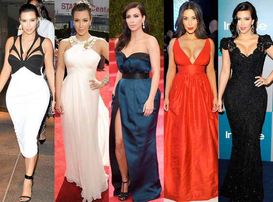 Kim Kardashian, Best Looks
