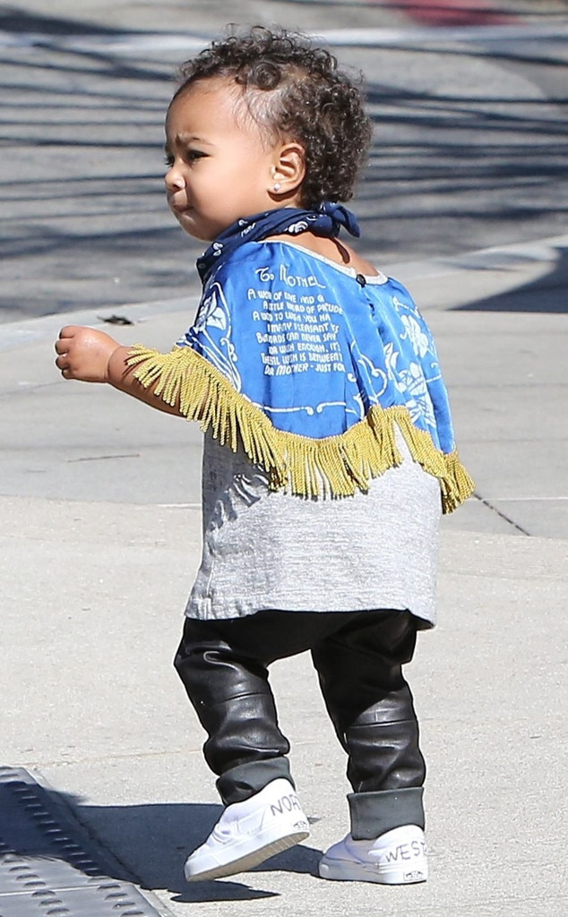 North West, Shoes
