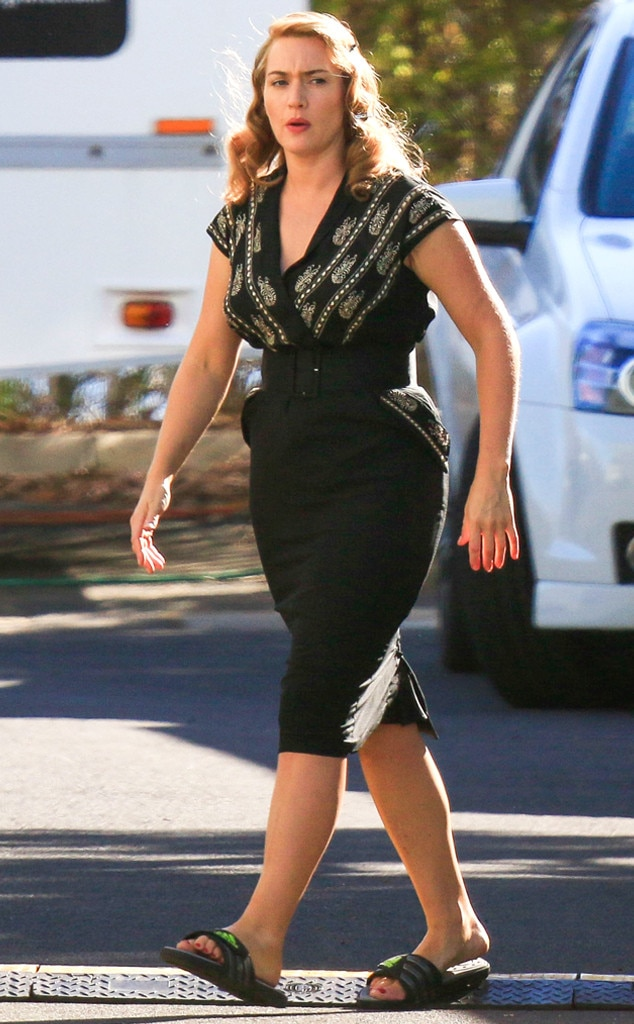 Kate Winslet From The Big Picture Today S Hot Photos E